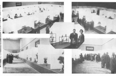 Triển lãm Bonsai Nhật năm 1934