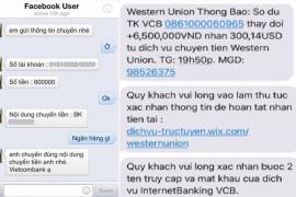Lời cảnh báo lừa đảo cho AE mua bán online